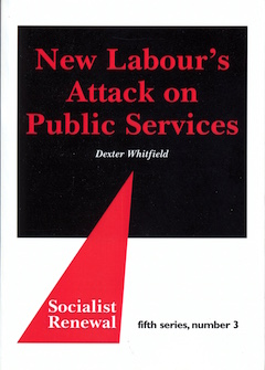 New Labour Book Cover 2